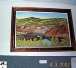 Caland Pit (Oil Painting)