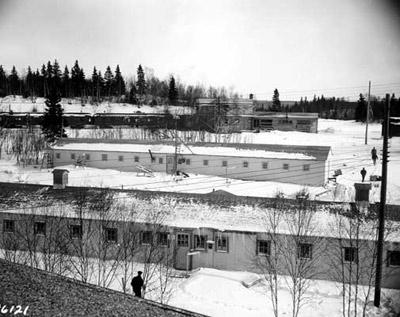 Marathon Train Station (~ 1945)