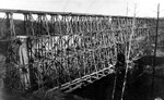 CPR Bridge Crossing Big Pic River (~1889)