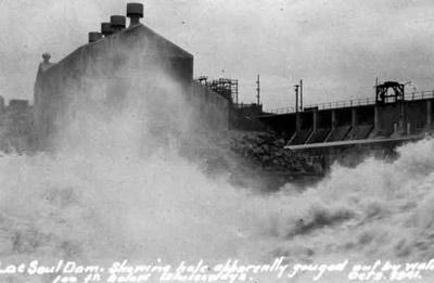 Lac Seul Dam (1941)