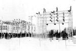 Transformer Yard (~1975)