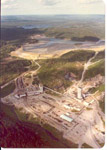 Aerial View of GECO Mine