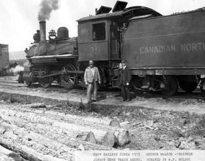 Canadian Northern Railway ~1918