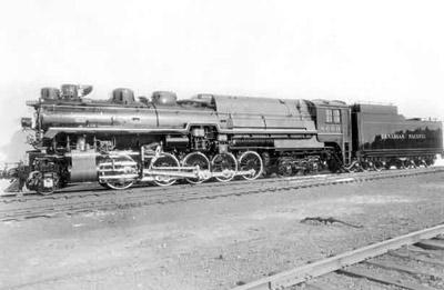 Canadian Pacific Railway '8000'