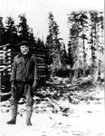 Sandy McIntyre - Discoverer of the McIntyre Gold Mine at Porcupine (1928)