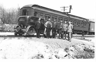 CNR Executives (1937)