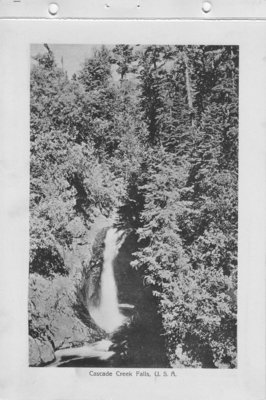 Cascade Creek Falls (1926)