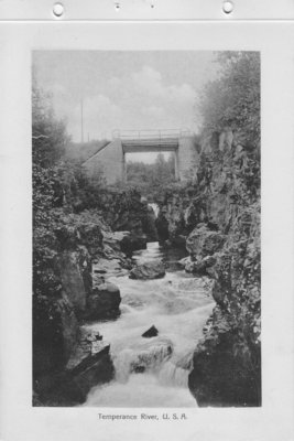 Temperance River, Minnesota (1926)