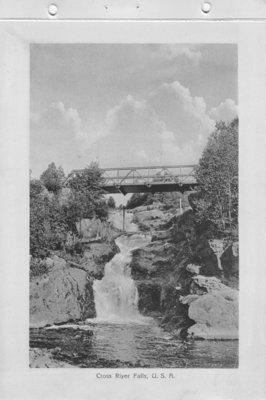Cross River Falls, Minnesota (1926)