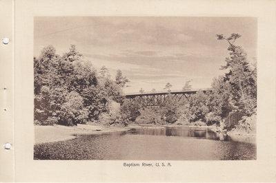 Baptist River, Minnesota (1926)