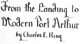 "From ""The Landing"" to Modern Port Arthur"