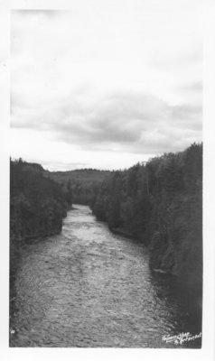 Pigeon River - The International Boundary