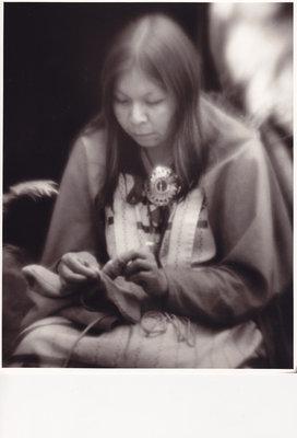 Indigenous Woman, Northwest Company