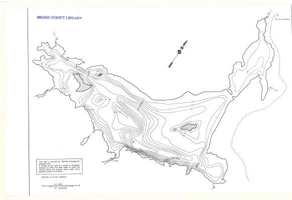 Cosgrave Lake (Three Islands Lake)