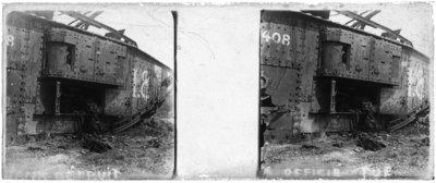 Damaged Tank
