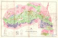 Big Duck - Aguasabon Lakes Area : District of Thunder Bay, Ontario