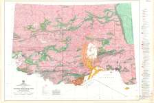 Ontario Geological Map : West Central Sheet