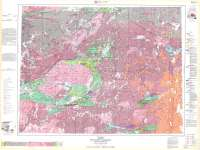 Sioux Lookout - Armstrong : Geological Compilation Series