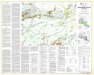 Ontario Mineral Potential : Longlac Sheet