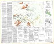Ontario Mineral Potential : Nakina Sheet