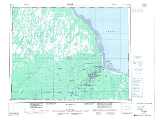 Moosonee : Cochrane District