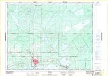 Dryden : Kenora District