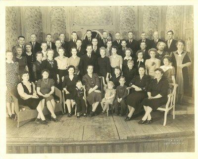 Finnish Hall Group Photo