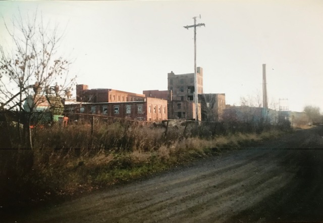 Starch Works Building