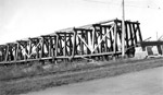 C.N.R. Trestle Under Construction