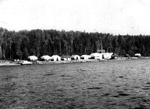 Cabins at Pakwash Bay