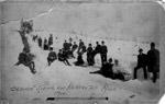 Sleigh Riding, Hebert St. Hill (1900)