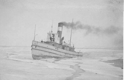 The Ice-breaker James Whalen (~1922)