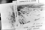 Prince Arthur's Landing - C.N.R. and C.P.R. Docks (1870 & 1932)