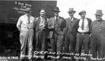 CNR Field Engineering Staff (April 9 1945)