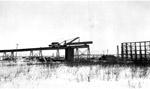 Port Arthur Ore Trestle - Construction (March 8 1945)