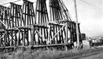 Port Arthur Ore Trestle - vertical bents (1944)