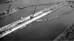 Port Arthur Ore Dock - Port Arthur Spur Track (Sept 15th 1944)