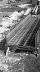 Port Arthur Ore Dock  - reinforcing steel (Sept 15th 1944)