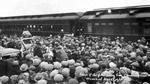 Return of Port Arthur Hockey Team (May 1925)