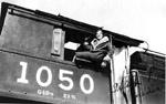 Last Locomotive of Port Arthur Duluth Railway