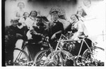 Children with Bicycles (~1900)