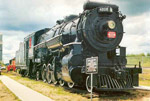 C.N.R. '4008' Santa Fe Steam Locomotive