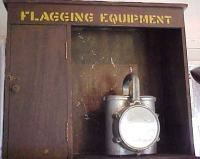 Flagging Equipment