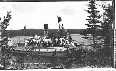 St. Picket at Amethyst Harbour (1909)
