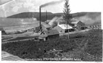 Mills of the Stevedore Co - Nepigon Lake (~1900)