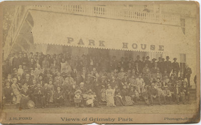 Park House, Views of Grimsby Park