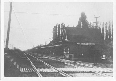 Grimsby Beach Railroad Station