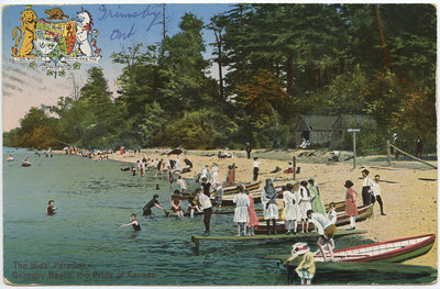 The Kid's Paradise, Grimsby Beach, the Pride of Canada