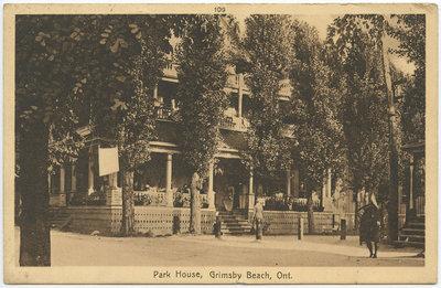 Park House, Grimsby Beach, Ont.