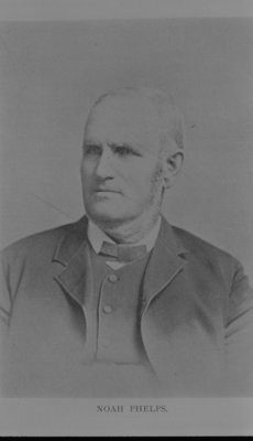 Noah Phelps, President of the Ontario Methodist Camp Ground